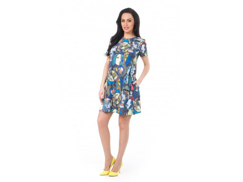 Платье женское Джемма, KRISNA