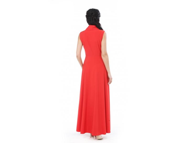 Платье женское Бастилия, красный, KRISNA
