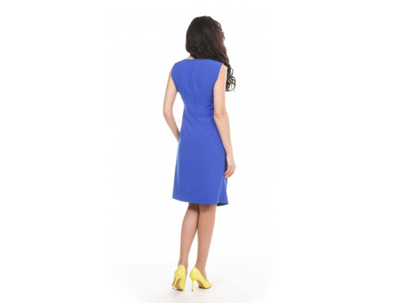 Платье женское Мадина, василек, KRISNA