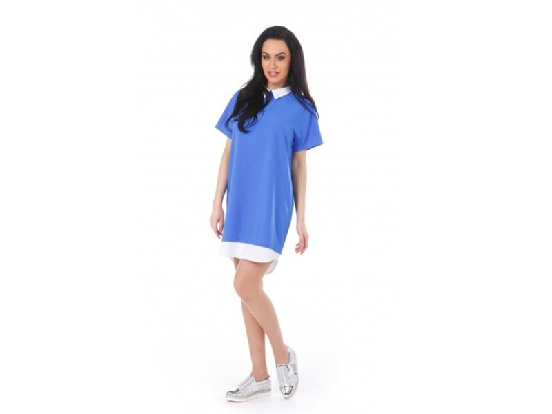 Платье женское Люмина, голубой, KRISNA