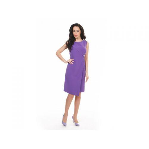 Купить Платье женское Мадина,фиолетовый, KRISNA по цене от 2 593 Р. с доставкой