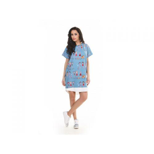 Купить Платье женское Люмина, мультицвет, KRISNA по цене от 1 895 Р. с доставкой
