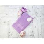 Купить Махровое полотенце подарочное 50х90 сиреневое УНДИНА по цене от 244 Р. с доставкой