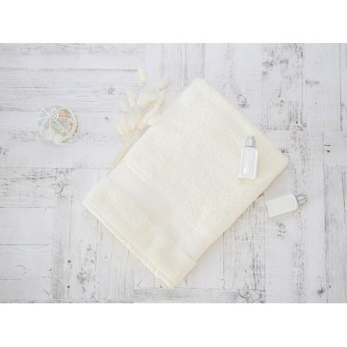 Купить Махровое полотенце подарочное 70х130 кремовое УНДИНА по цене от 525 Р. с доставкой