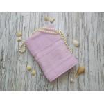 Купить Махровое полотенце подарочное 70х140 сиреневое ЛОРАН  по цене от 1 040 Р. с доставкой