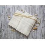 Купить Комплект из 2-х полотенец махровых молочный ЛОРАН  по цене от 1 559 Р. с доставкой
