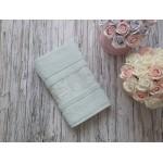Купить Махровое полотенце подарочное 50х90 ментол МИШЕЛЬ по цене от 520 Р. с доставкой
