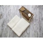 Купить Комплект из 2-х полотенец махровых молочный ФРАНСУА по цене от 1 559 Р. с доставкой