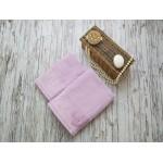 Купить Комплект из 2-х полотенец махровых сиреневый ФРАНСУА по цене от 1 559 Р. с доставкой