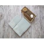 Купить Комплект из 2-х полотенец махровых ментол ФРАНСУА по цене от 1 559 Р. с доставкой