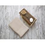Купить Махровое полотенце подарочное 70х140 бежевое ФРАНСУА  по цене от 1 040 Р. с доставкой